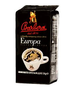 caffè macinato europa